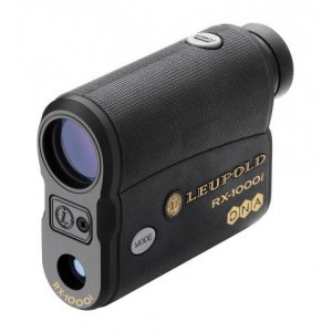 112179 Дальномер Leupold RX-1000i TBR With DNA Laser Rangefinder Black/Gray