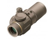 63895 Прицел Leupold Prismatic 1x14mm NWTF Dark Earth Ilum.Circle Plex
